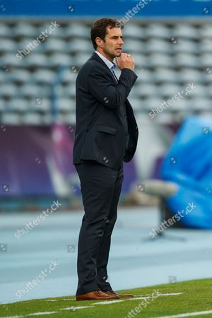 Wolfsburg manager Ralf Kellermann