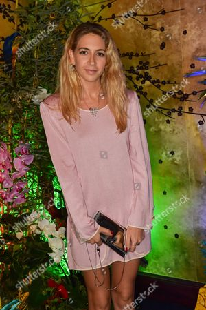 Editorial photo of Roger Vivier Summer party at Loulou's, London, Britain - 22 May 2014