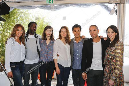 Frederic Chau, Elodie Fontan, Medi Sadoum, Frederic Bal, Emilie Caen, Noom Diawara, Julie Praton