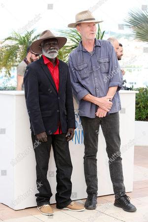 Peter Djigirr and Rolf de Heer