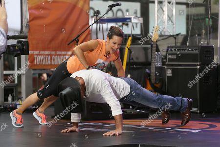 Jenna Wolfe, Tim McGraw