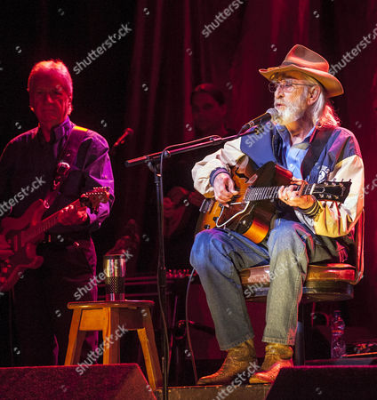 Editorial picture of Don Williams in Concert, Olympia Theatre, Dublin, Ireland - 22 May 2014