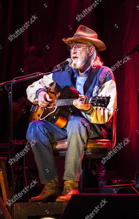 Editorial image of Don Williams in Concert, Olympia Theatre, Dublin, Ireland - 22 May 2014