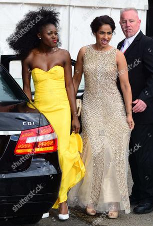 Modupe Adeyeye and Mandip Gill