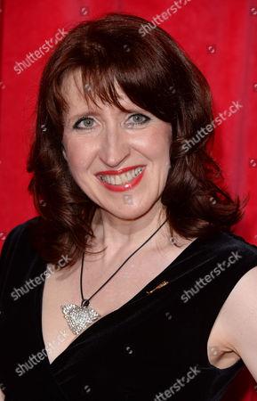 Editorial image of British Soap Awards, Hackney Empire, London, Britain - 24 May 2014