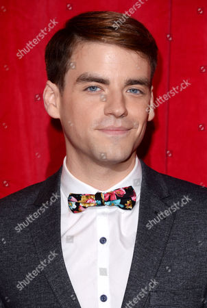 Editorial picture of British Soap Awards, Hackney Empire, London, Britain - 24 May 2014