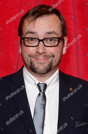 Editorial photo of British Soap Awards, Hackney Empire, London, Britain - 24 May 2014