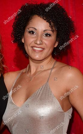 Stock Photo of Danielle Henry