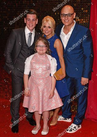 Spraggan family- George Sargeant, Jerzey Swingler, Rachel Wilde and Terry Alderton
