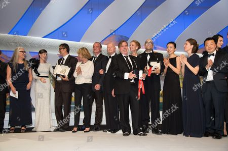 Editorial photo of Closing Ceremony and 'A Fistful Of Dollars' film screening, 67th Cannes Film Festival, France - 24 May 2014