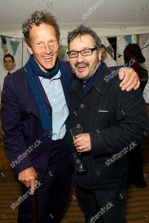 Monty Don and Peter Florence