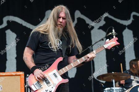 Editorial image of Rock on the Range Music Festival Columbus, Ohio, America - 16 May 2014