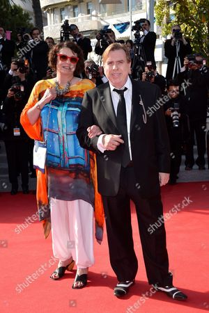 Timothy Spall, Shane Spall