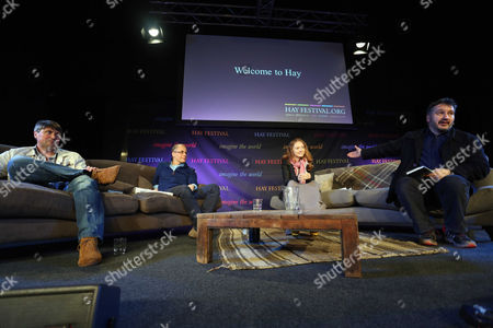 Simon Armitage, Nick Bagnall, Lily Cole speak to Peter Florence
