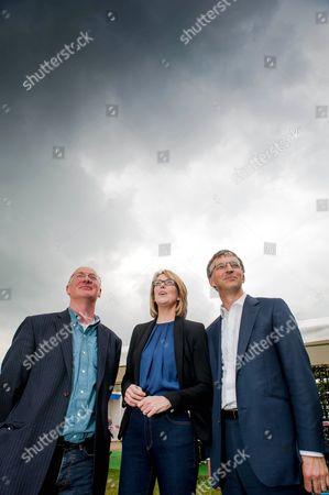 James Mitchell, Bethan Rhys Roberts and Richard Wyn Jones