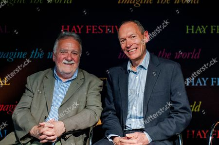 Editorial picture of The Telegraph Hay Festival, Hay on Wye, Wales, Britain - 27 May 2014