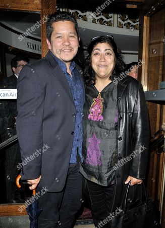 Paul Mayeda Berges and Gurinder Chadha