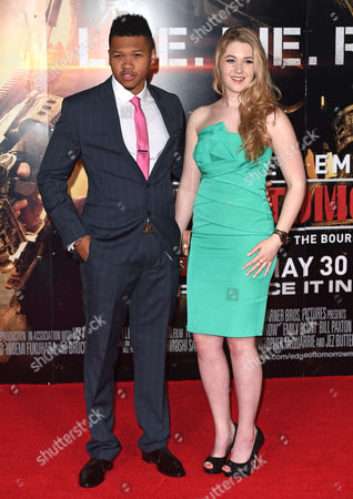 Zoe McClymont and Franz Drameh