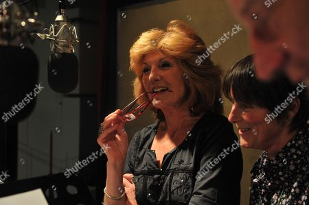 London United Kingdom June 23: Rula Lenska At The Bbc Studios Recording A Doctor Who Audiobook London June 23