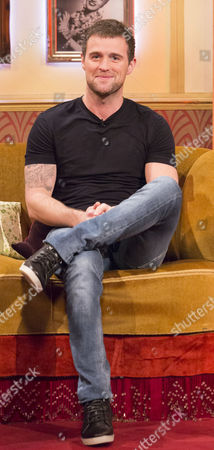 Editorial image of 'The Paul O'Grady Show' TV Programme, London, Britain. - 27 May 2014