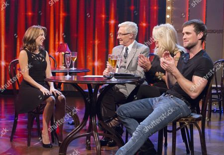 Editorial photo of 'The Paul O'Grady Show' TV Programme, London, Britain. - 27 May 2014