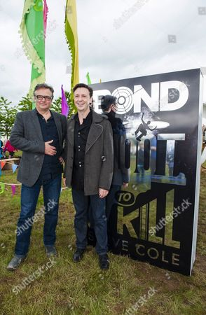 Steve Cole and Charlie Higson