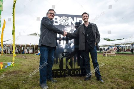 Charlie Higson and Steve Cole