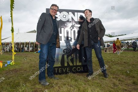 Stock Picture of Charlie Higson and Steve Cole