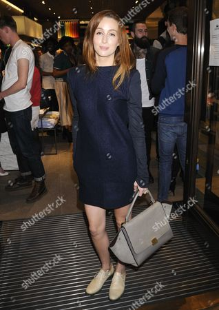 Editorial image of Lacoste Store Launch Party, London, Britain - 28 May 2014