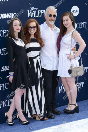 Rick Baker and family