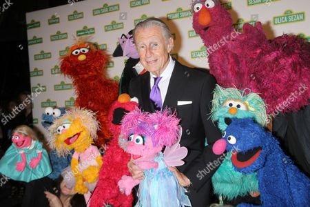 Editorial photo of 12th Annual Sesame Workshop Benefit Gala, New York, America - 28 May 2014