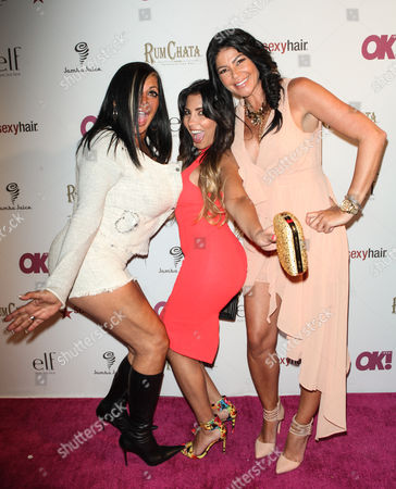 Angela Raiola, Alicia DiMichele and Natalie Guercio