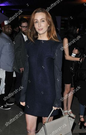 Editorial picture of Lacoste Store Launch Party, London, Britain - 28 May 2014