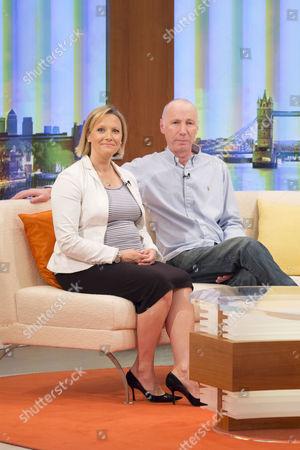 Vicki Butler-Henderson and Noel Gaughan