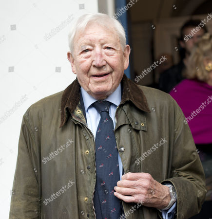 Stock Picture of Sandy Gall