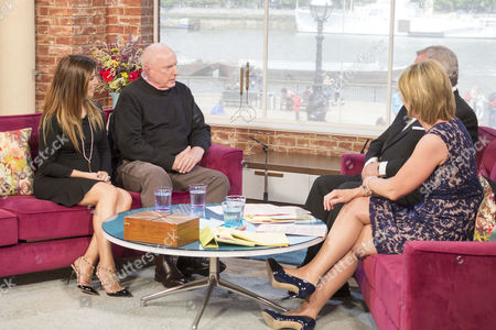 Ada Nicodemou and Ray Meagher with Eamonn Holmes and Ruth Langsford