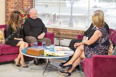 Ada Nicodemou and Ray Meagher