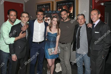 Mark Doherty, Michael Sirow, Rob Mayes, Gwyneth Bensen, Morgan Spector, William Lee Scott and David Greer