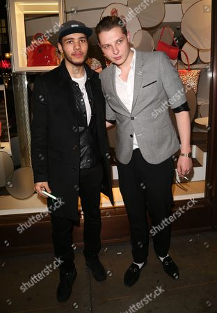 Joel Compass and John Newman