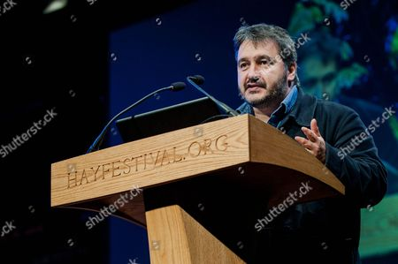 Hay Festival Director Peter Florence