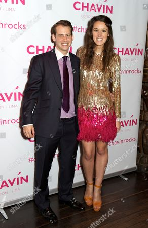 Editorial photo of The Chavin Jewellery charity party, London, Britain - 29 May 2014