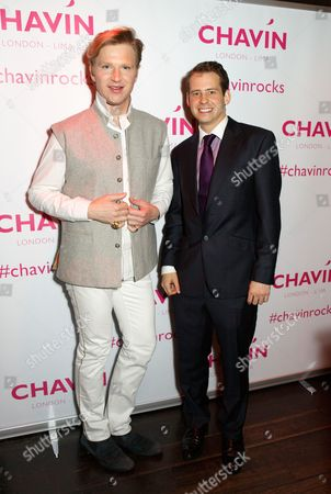 Editorial picture of The Chavin Jewellery charity party, London, Britain - 29 May 2014