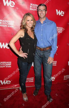 Trista Sutter and Ryan Sutter