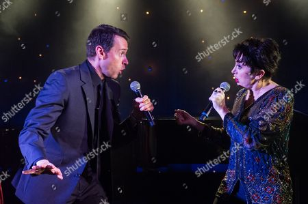 Andrew Lippa and Caroline O'Connor
