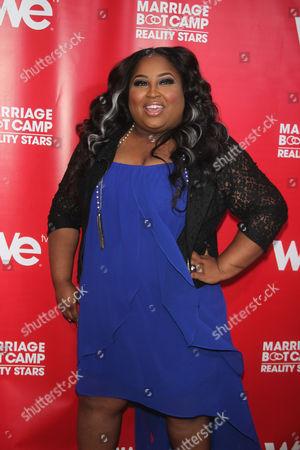 Stock Photo of Tanisha Thomas