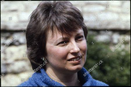 Nancy Kenny, wife of professor Anthony Kenny.