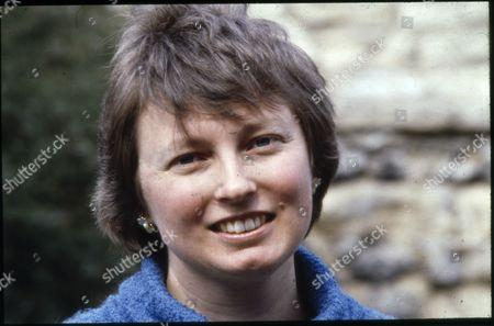 Nancy Kenny, thw wife of Professor Anthony Kenny.