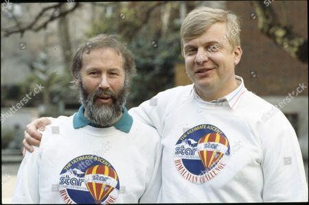 Per Lindstrand a Balloonist and Adventurer. With Chris Bonington.