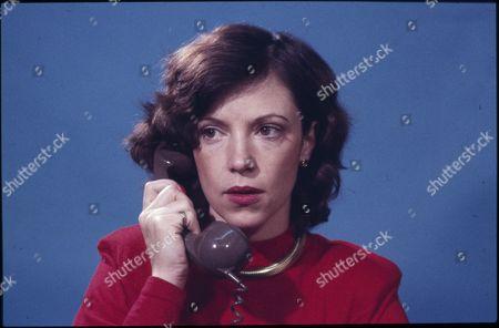 Sue Lloyd- Roberts, an ITN Reporter.