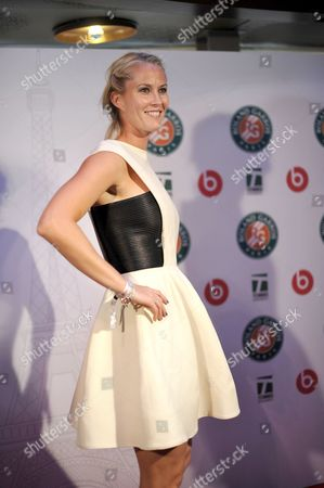 Editorial picture of Paris Roland Garros 2014 Players Party, Eiffel Tower In Paris, France - 22 May 2014